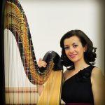 Roxana Moișanu - Președinte Asociația Harpiștilor din România