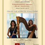 Recital de flaut și harpă la Palatul Șuțu