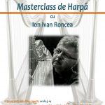 Masterclass de harpă 6-7 mai 2017