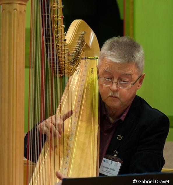 Ion Ivan Roncea - Festivalul de Harpă București 2016, ediția II-a