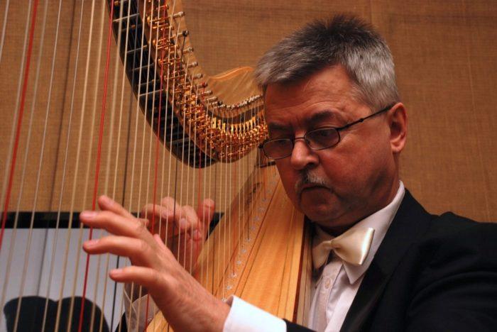 Ion Ivan Roncea - harpă
