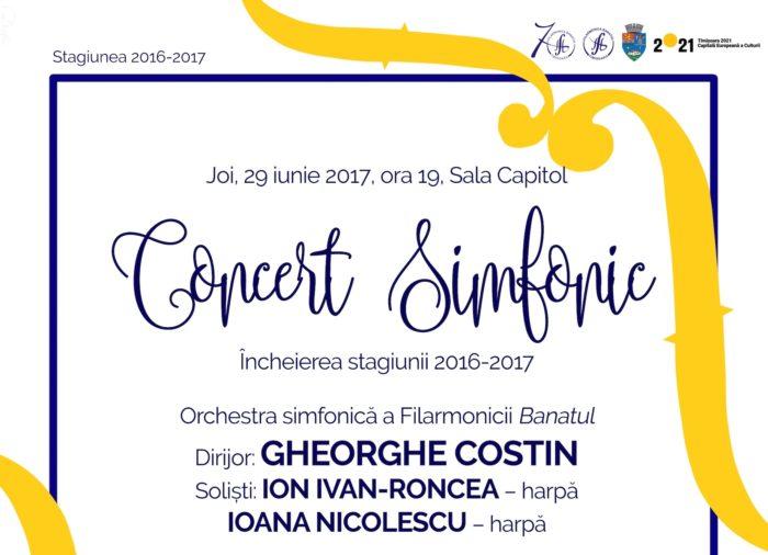 Concert 29 iunie 2017 Ion Ivan Roncea si Ioana Nicolescu