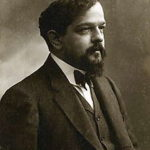 Recital de harpă la UNMB   Claude Debussy
