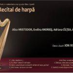 Recital de Harpă la UNMB
