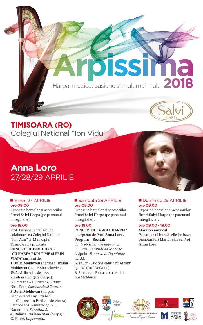 ARPISSIMA TIMISOARA 2018