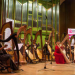 FHB 2016 Handel Concerto - ANsamblul de Harpe