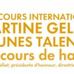 Concurs International Martine Géliot