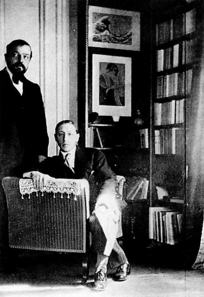 Debussy_Stravinsky_1910