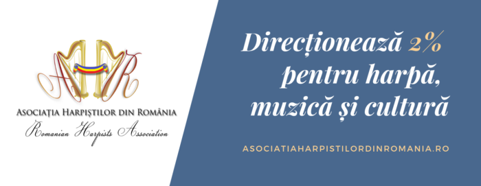Directionare 2% Asociația Harpiștilor din România
