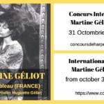 Concurs Martine Geliot 2019