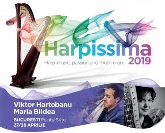 Harpissima 2019 Maria Bîldea