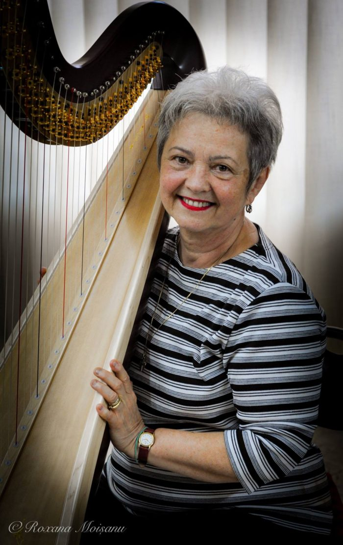 harpista Erdos Margareta