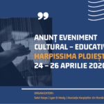ANUNȚ EVENIMENT CULTURAL – EDUCATIV HARPISSIMA PLOIEȘTI 2020