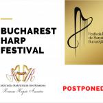 Festivalul de Harpă București 2020 Reprogramat