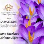 La mulți ani harpiști martie 2021 - Asociația Harpiștilor din România