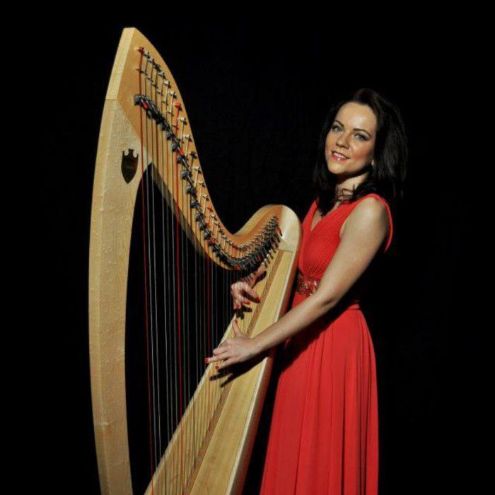Alina Danciu Secretar membru fondator - Asociația Harpiștilor din România