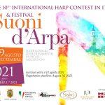 Concurs de Harpa - Suoni dArpa - 2021