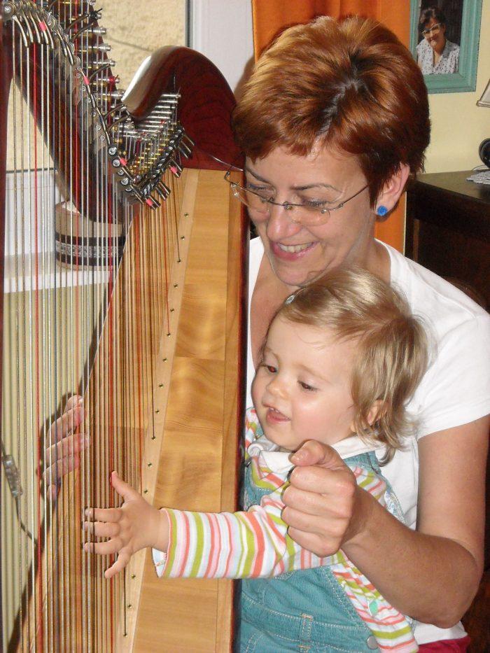 Emese Nagy - Asociația Harpiștilor din România